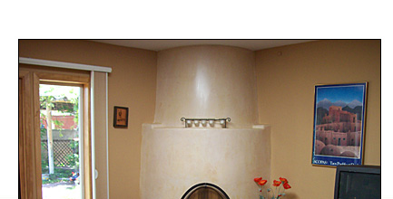 Kiva Fireplaces and high quality masonry fireplaces